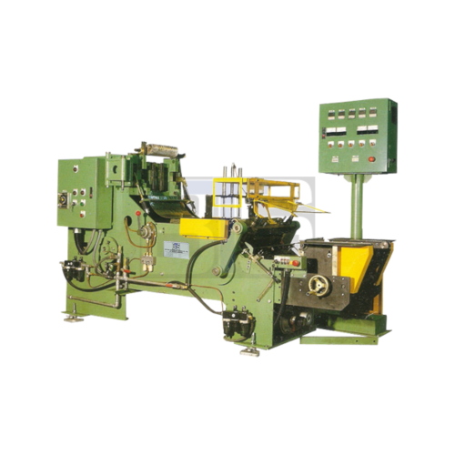 Auto. grid casting machine
